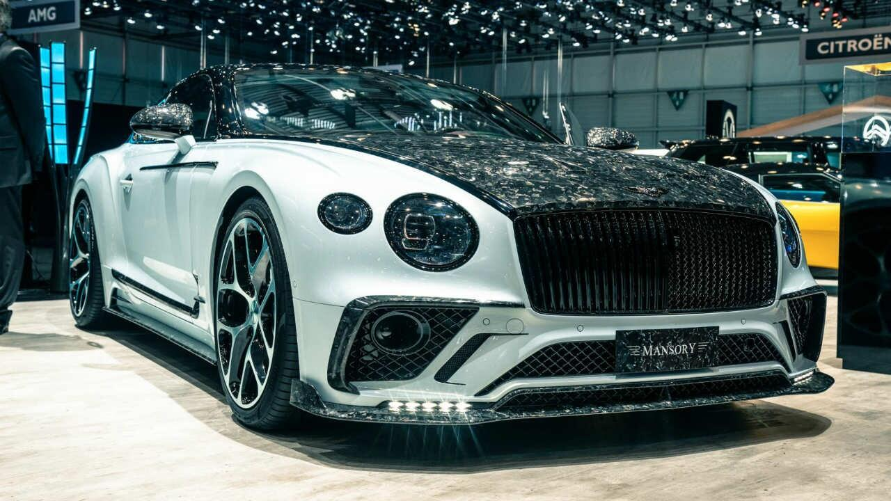 Here Are The Wildest Modified Cars From The 2019 Geneva Motor Show