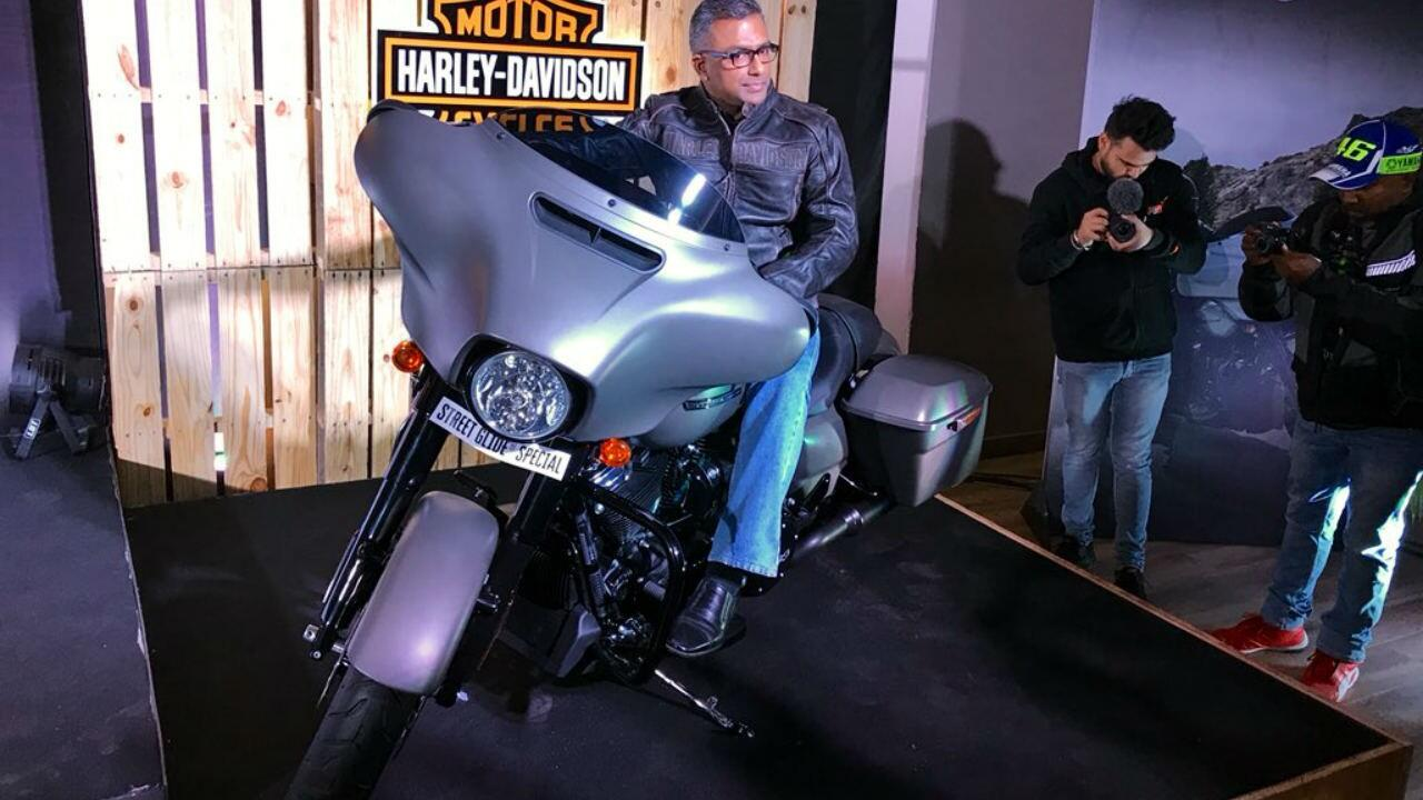 Harley Davidson India launches two new motorcycles