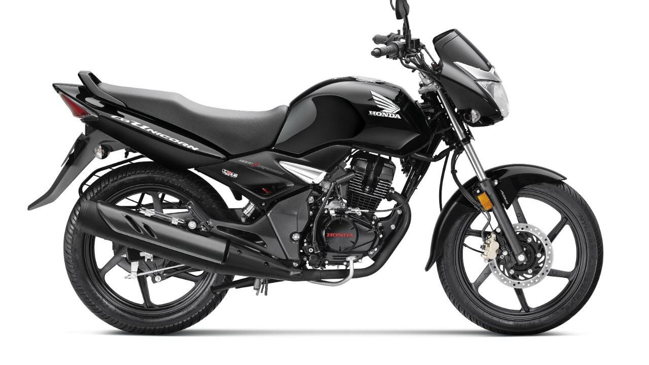 Honda India launches four new variants