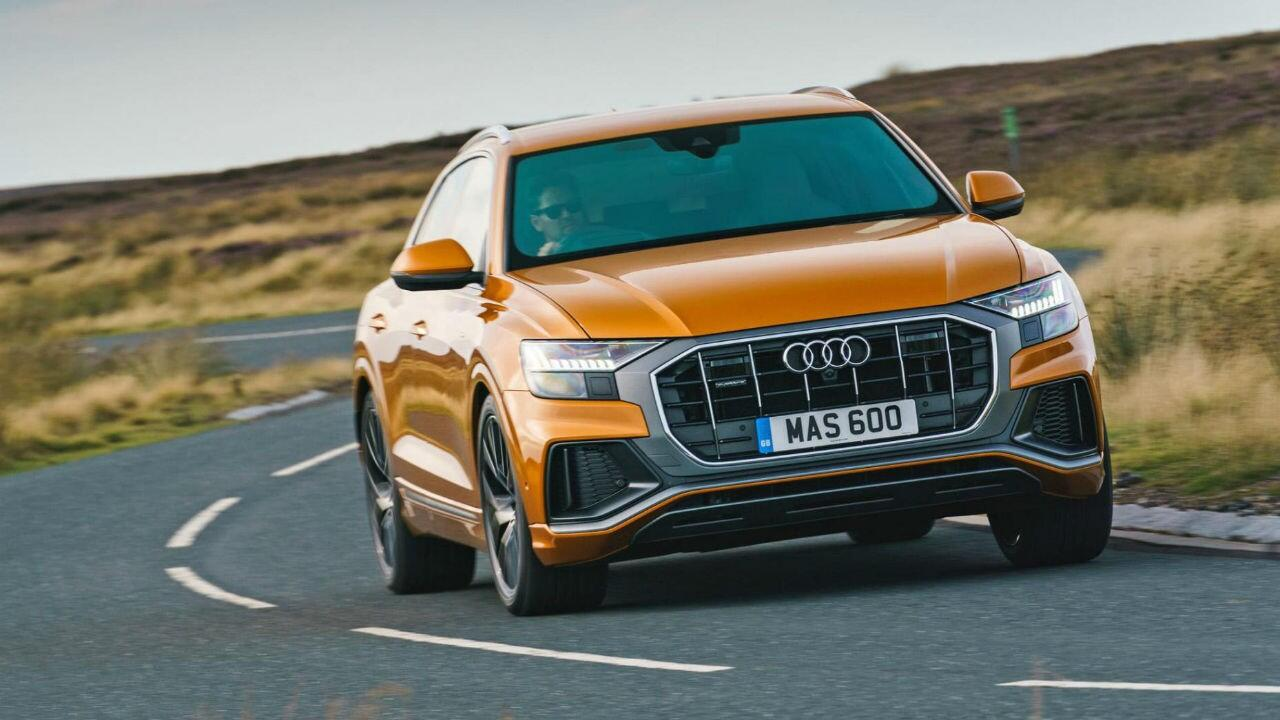 Top Gear's Top 8: massive grille edition