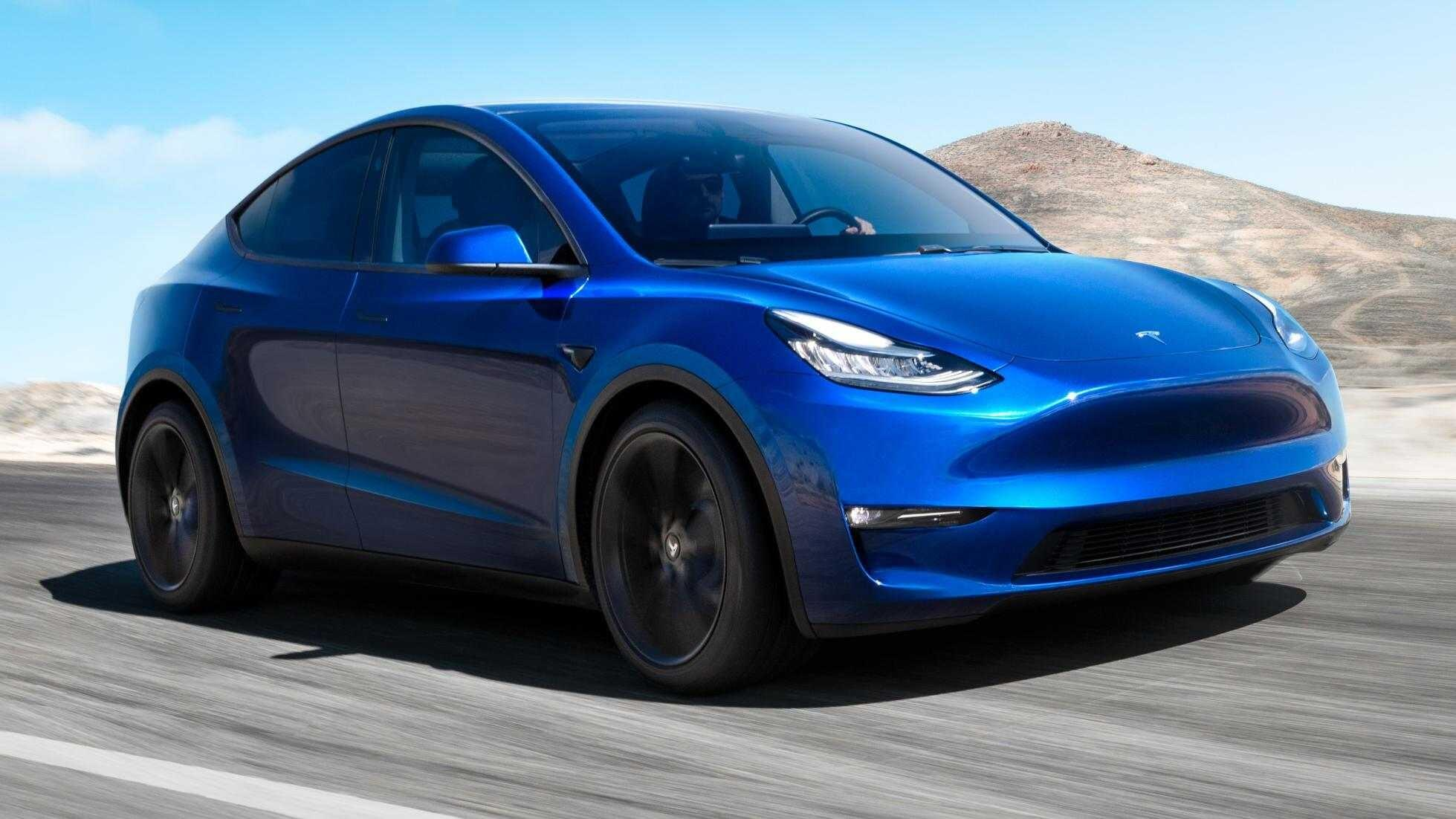 This is the Tesla Model Y | TopGear India