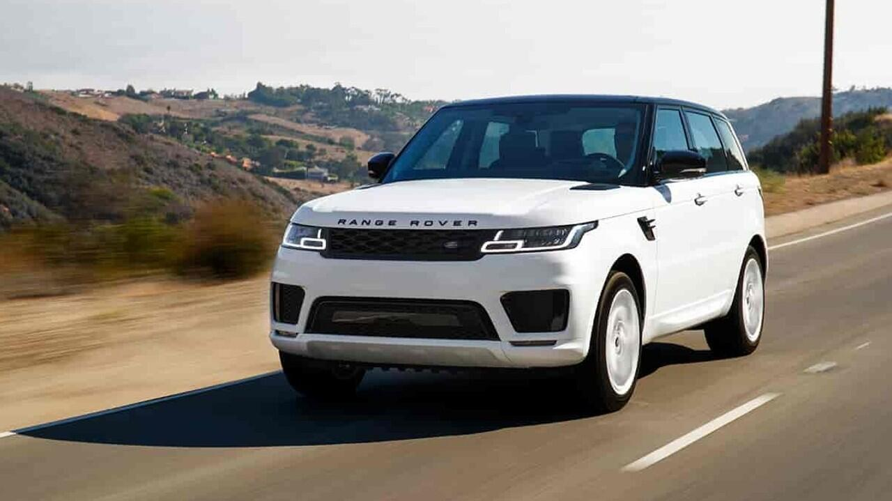 This is the new Range Rover Evoque   TopGear India
