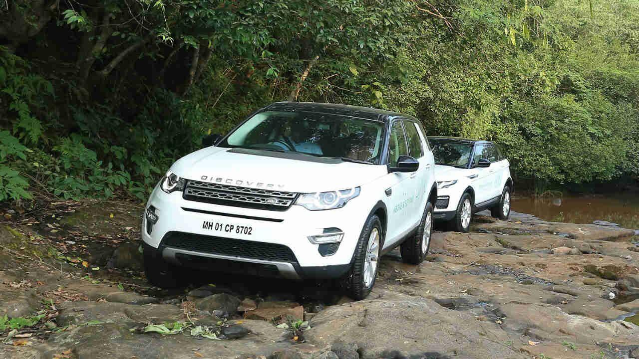 Intake: The Land Rover Above and Beyond Tour Experience