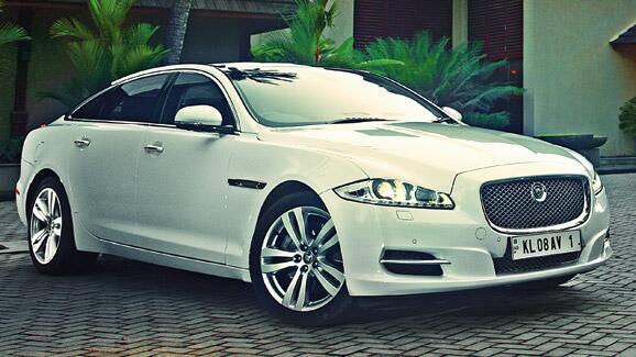 Predator Warning: Jaguar XJ L | TopGear India