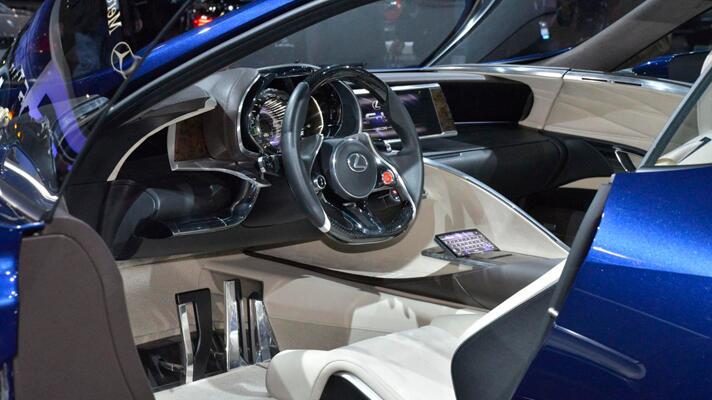 LA Motor Show 2012 gallery