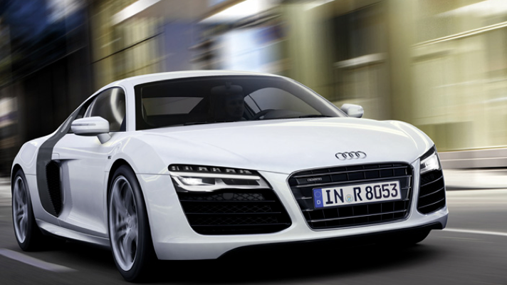 Gallery Audi R8 Facelift