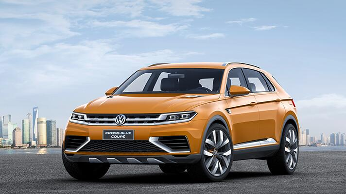 Gallery: the VW CrossBlue concept