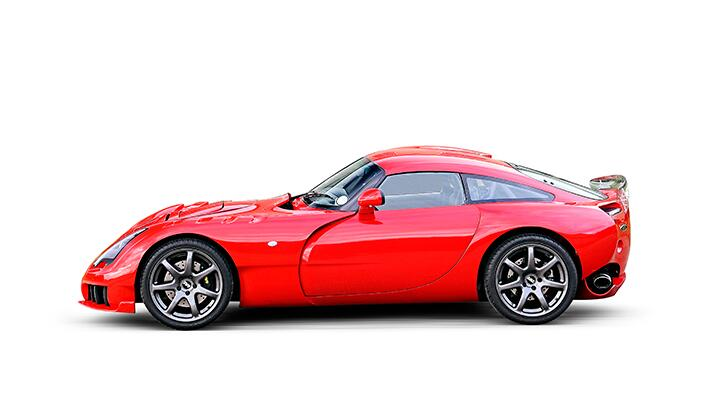 Gallery: Hammond drives the TVR Sagaris