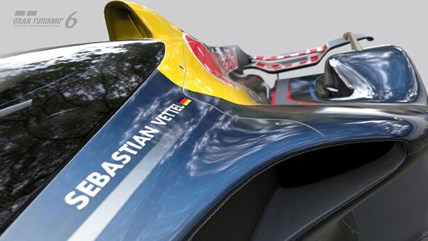 Red Bull's X2014 cars: more pics