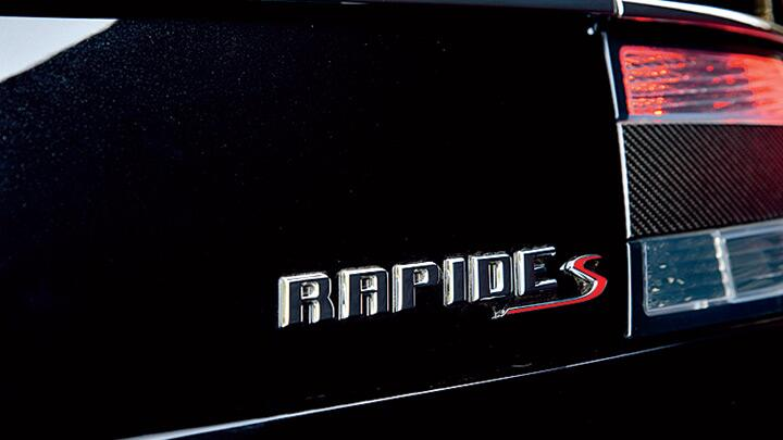 Aston Martin Rapide S: The confluence of centuries