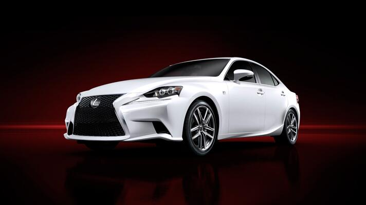 Images of the Lexus IS