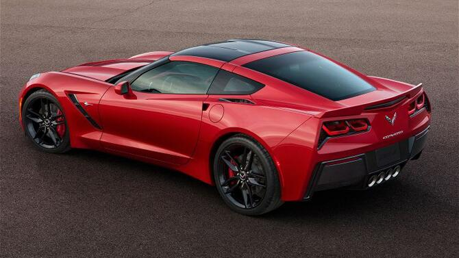 The new Chevrolet Corvette: Pictures