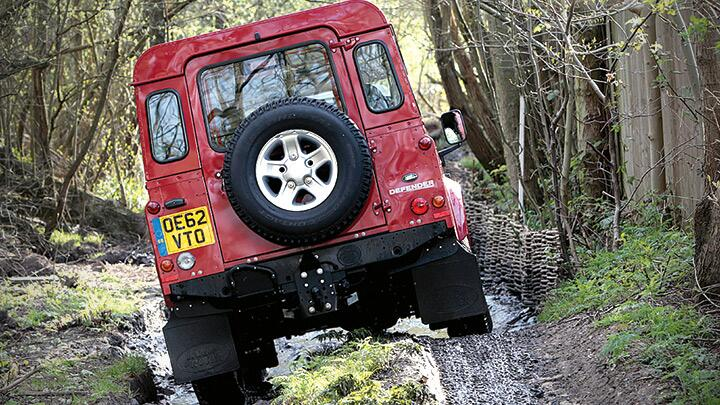 Land Rover Defender Electric: Current affair