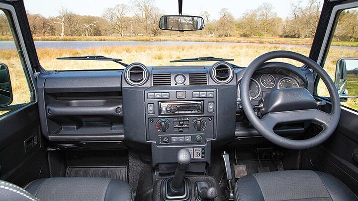Land Rover Defender: Making a splash at 65
