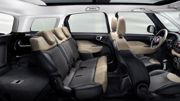 Pics: Fiat 500L MPW
