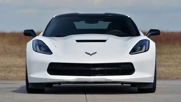 Hennessey builds 600bhp Corvette