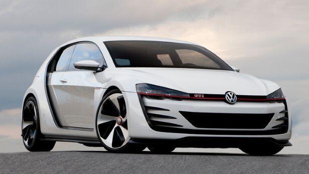 First drive pics: 500bhp Golf GTI concept