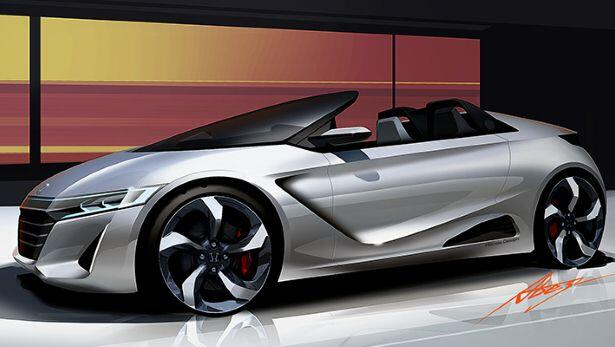 Honda S660 concept: is small the new big?