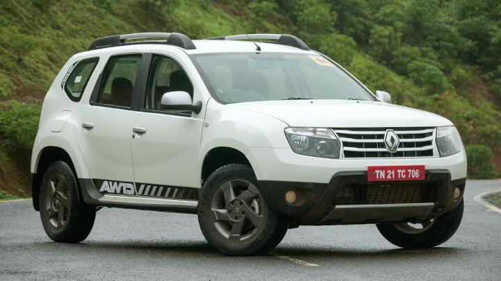 Gallery: Renault Duster AWD in its element