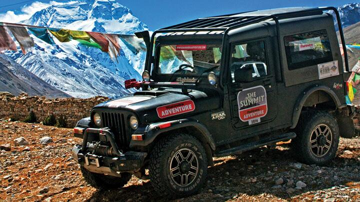 Thar Midnight Price >> Tg Takes A Custom Thar Midnight Edition To The Mountains Topgear India