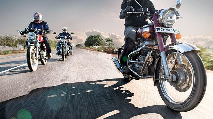 The evolution of Royal Enfield | TopGear India