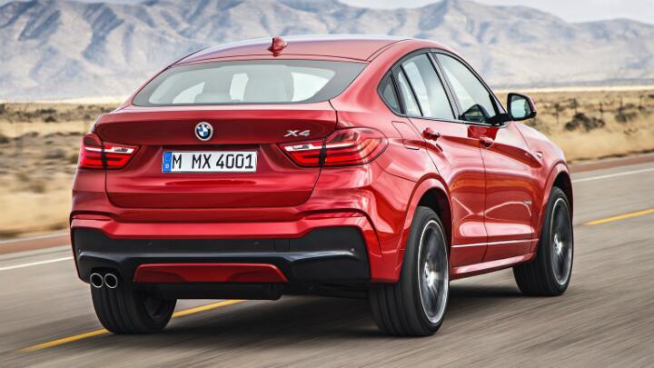 Pics: BMW X4