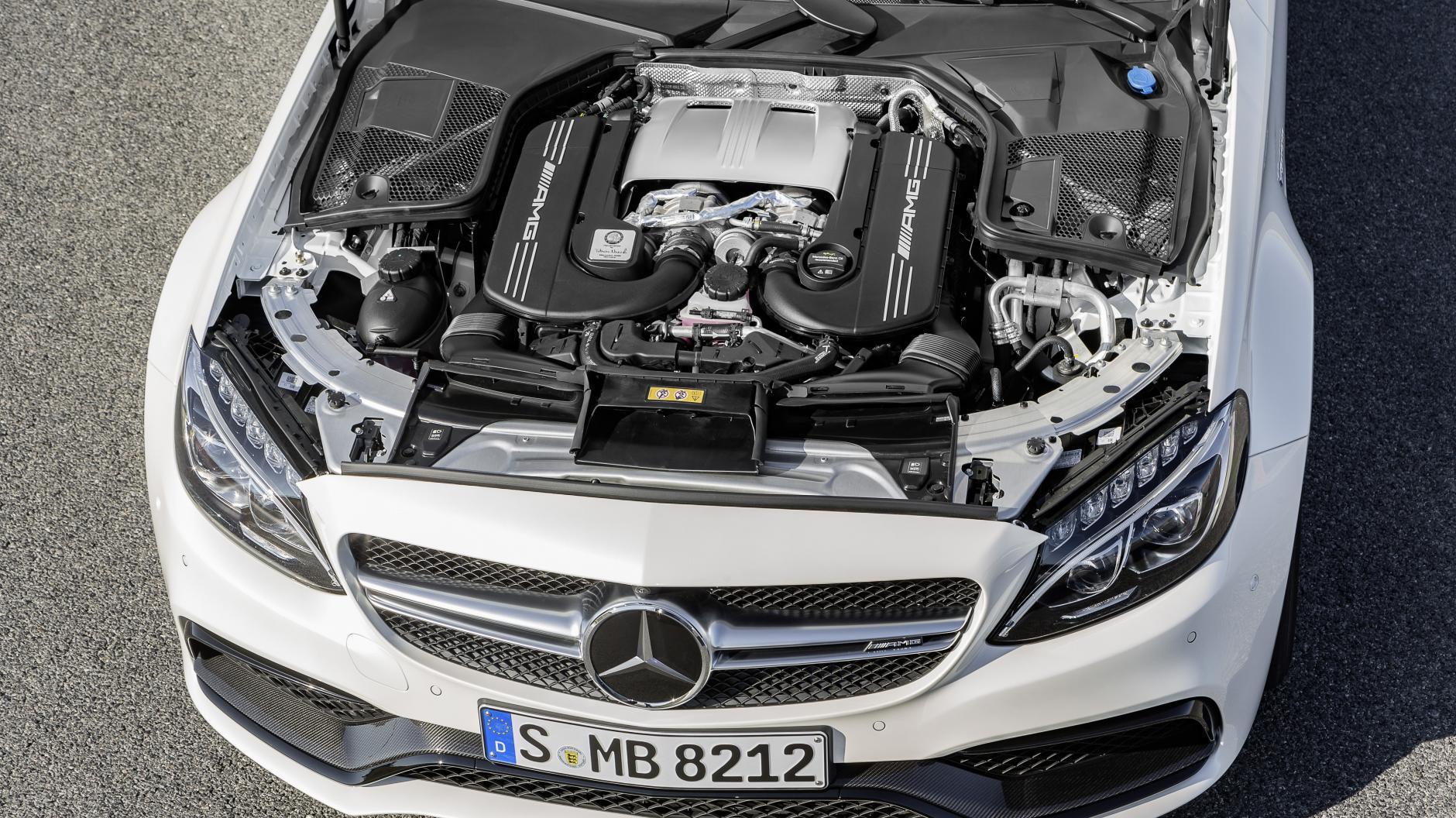 Pics: Merc-AMG C63 Coupe revealed