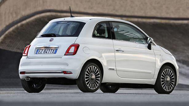 Gallery: refreshed Fiat 500 unveiled