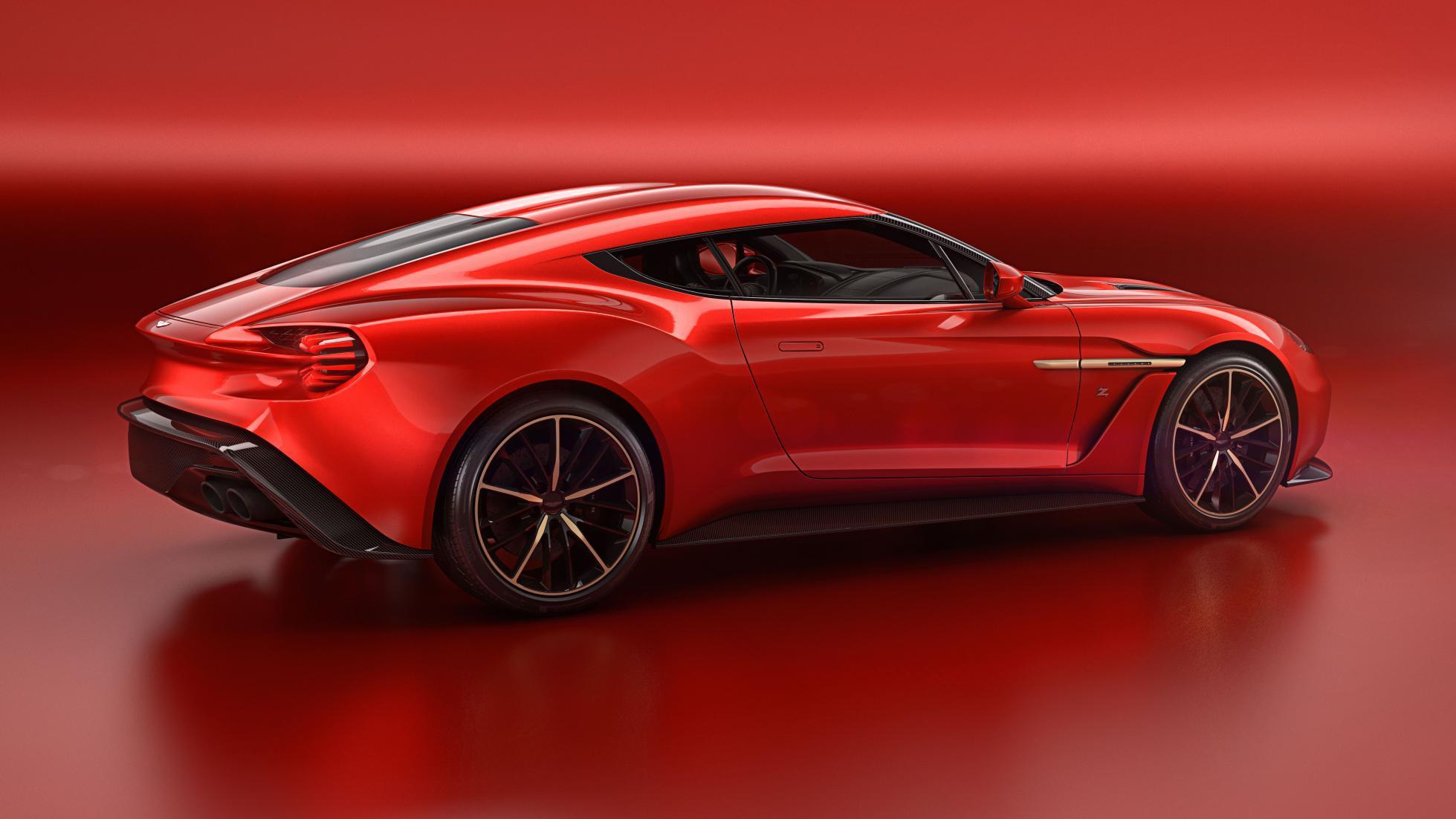 Gallery: Aston Martin Vanquish Zagato concept