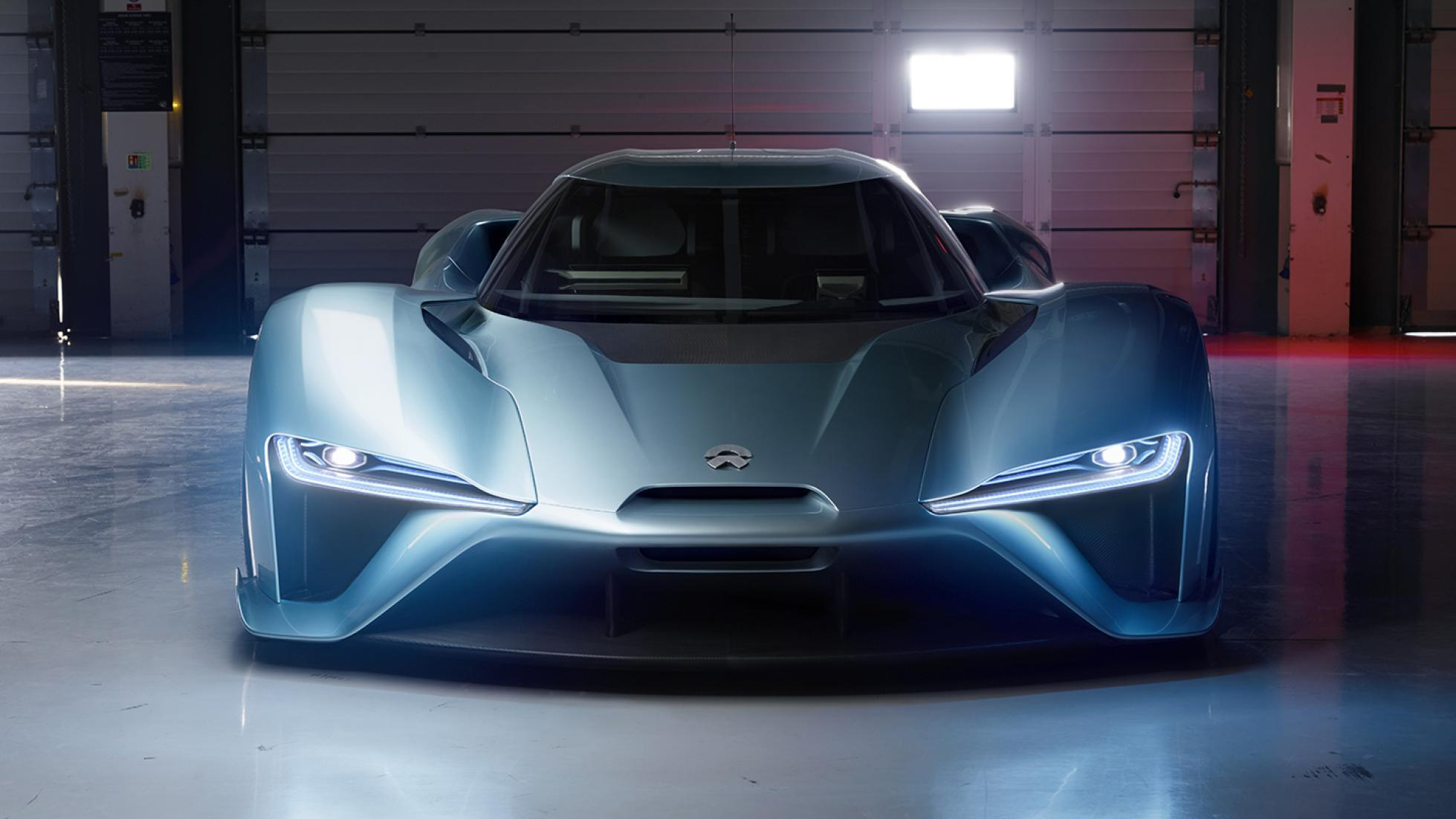 Gallery Nio Ep9 The 1 341bhp Electric Supercar