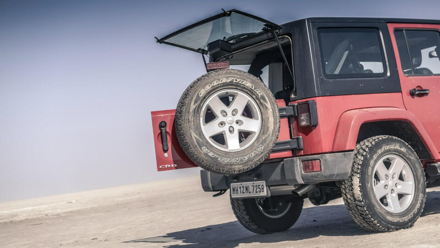 Review: Jeep Wrangler Unlimited
