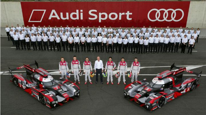 "Audi Sport: ""WEC got too expensive"""