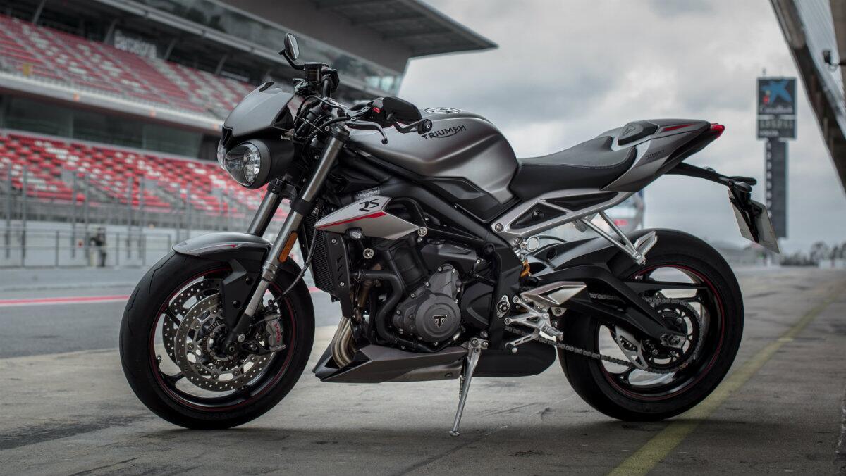 In Pics: 2017 Triumph Street Triple RS