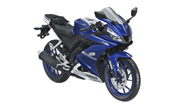 In Pics: All-new Yamaha R15
