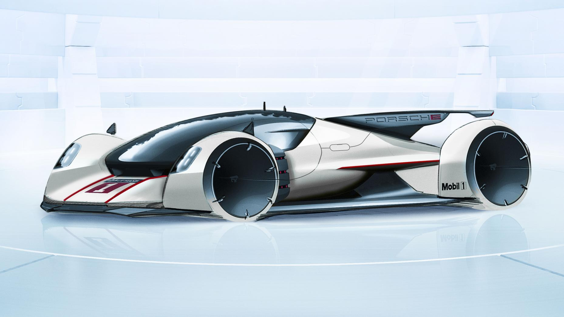 This is the future of motorsport. Probably
