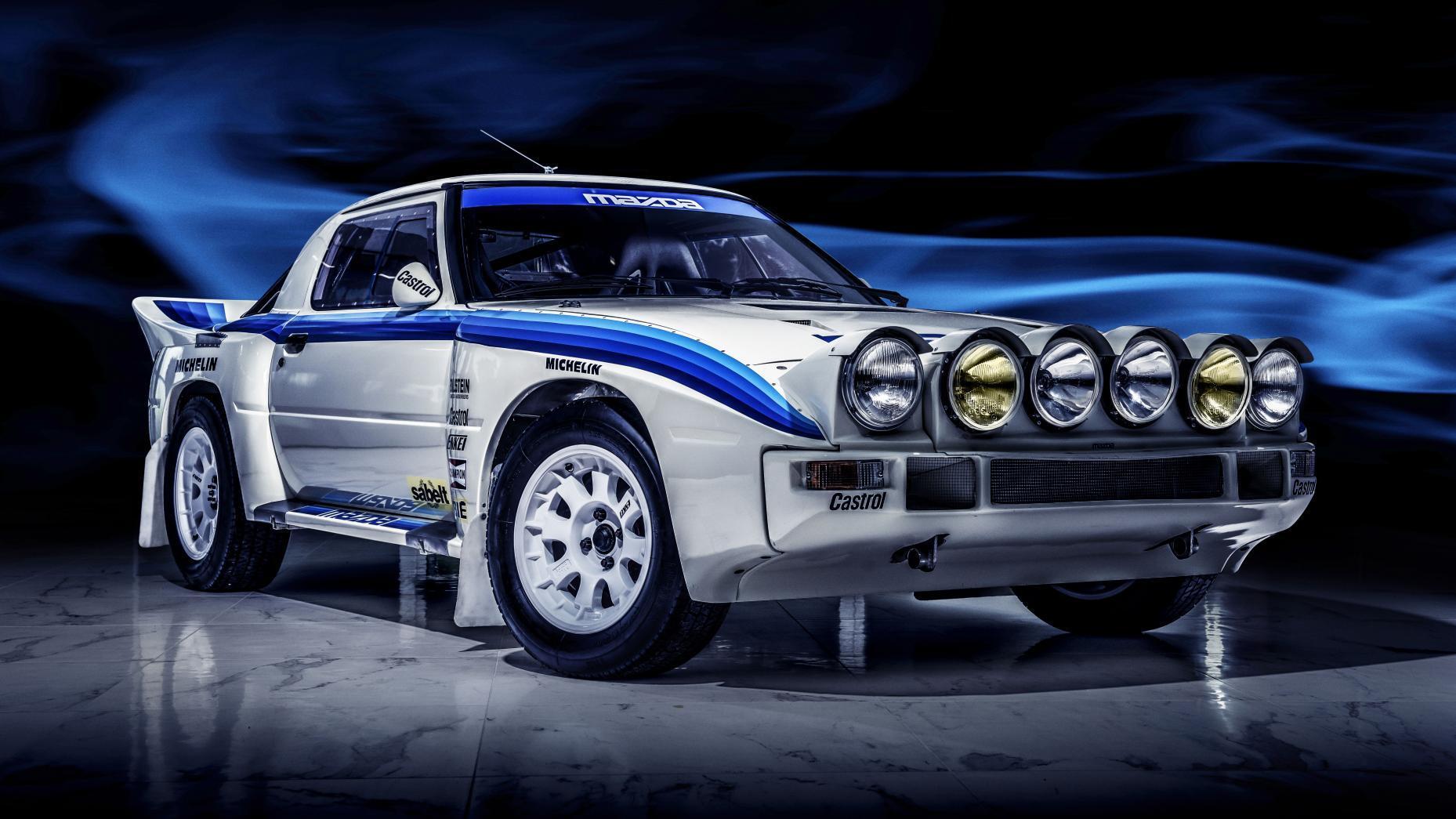 The nine maddest rally cars ever
