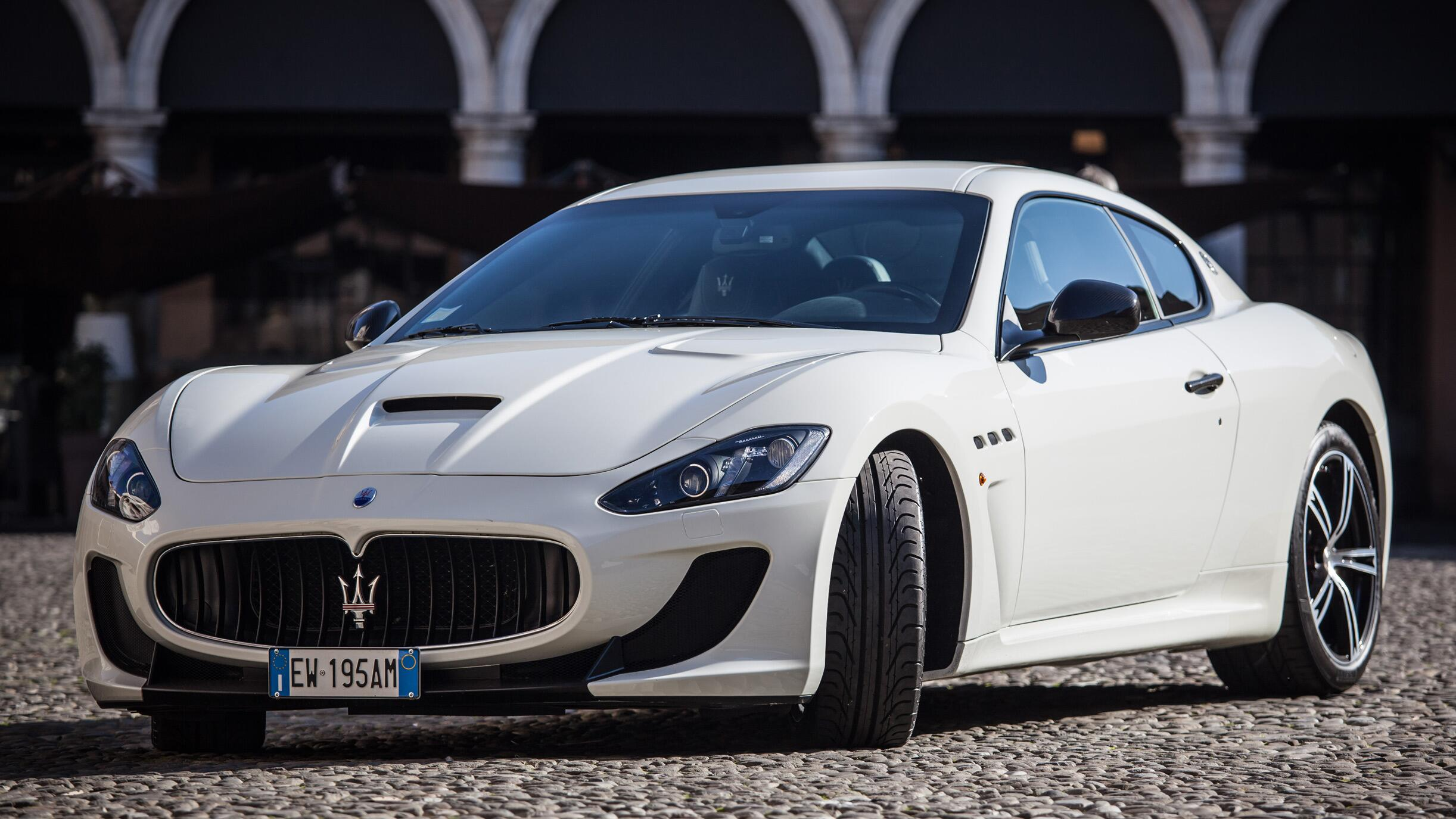 Maserati Gt Mc Stradale Tourist Attraction Topgear India