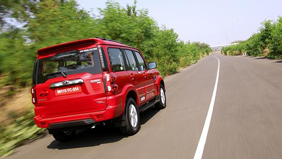Driven: updated Mahindra Scorpio