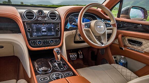 Bentley Bentayga: Beyond Comfort