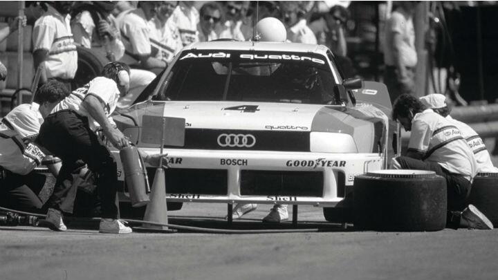 Top Gear's guide to the Audi 90 Quattro IMSA GTO