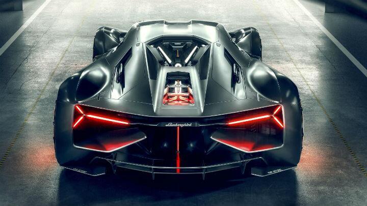 Lamborghini Terzo Millennio: Y3K's supercar