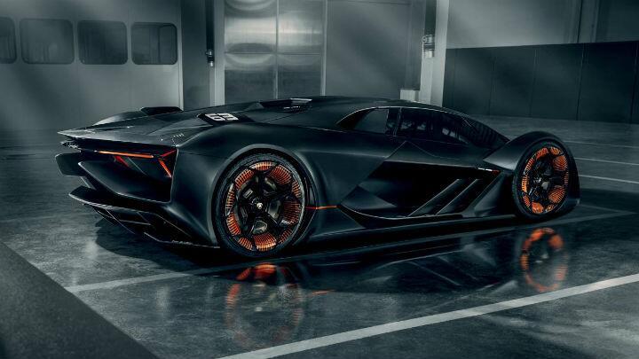 Lamborghini Terzo Millennio Y3k S Supercar Topgear India