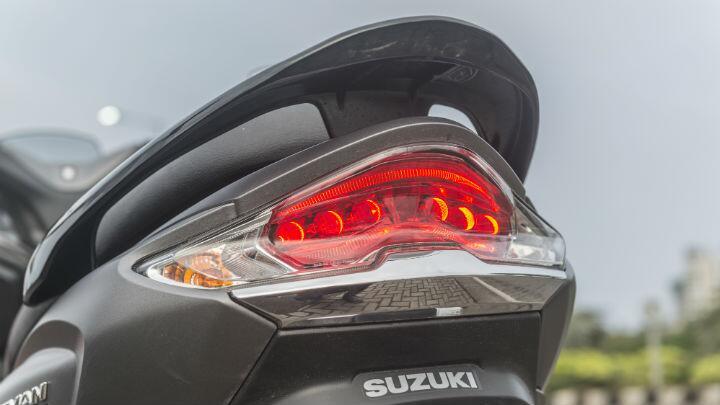 In pics: Suzuki Burgman