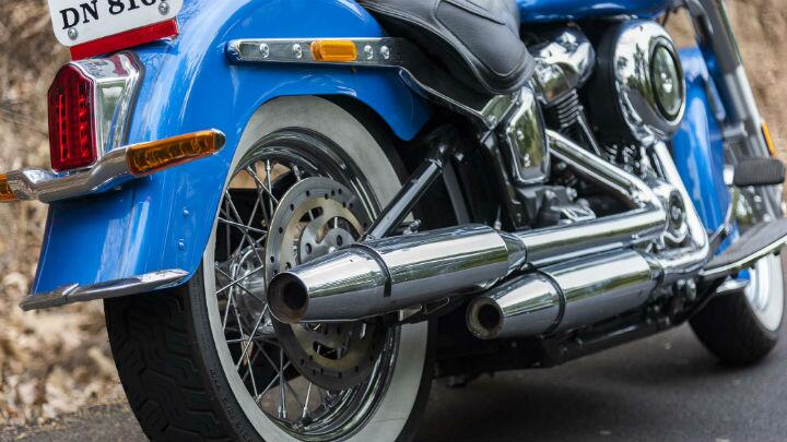 Gallery: Harley-Davidson Softail Deluxe