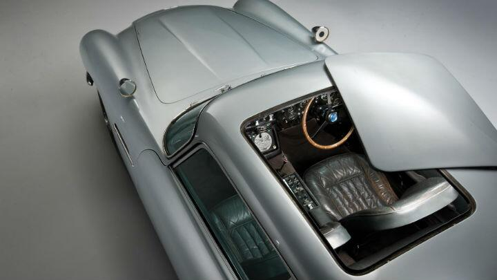 How does it feel to drive 007's gadget-laden Aston DB5?