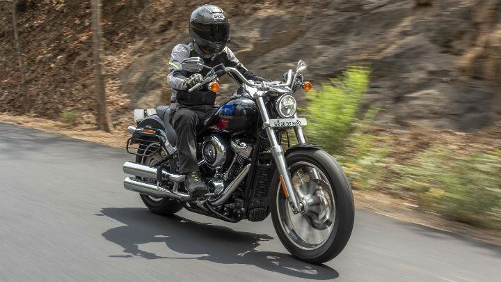 Gallery: Harley-Davidson Softail Low Rider