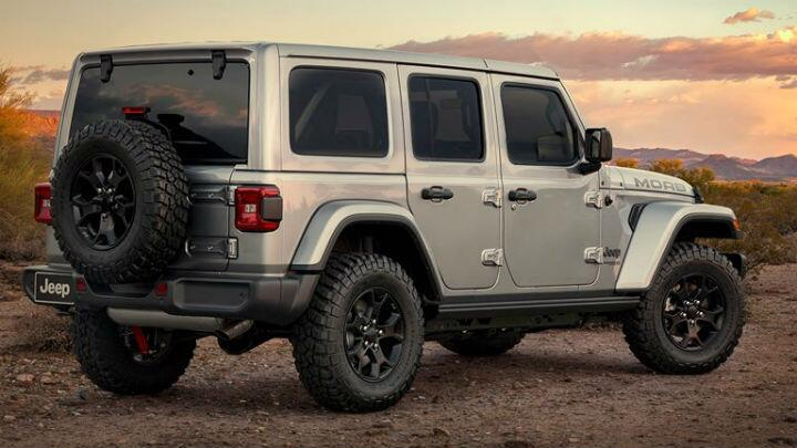 Gallery: Jeep Wrangler Moab edition