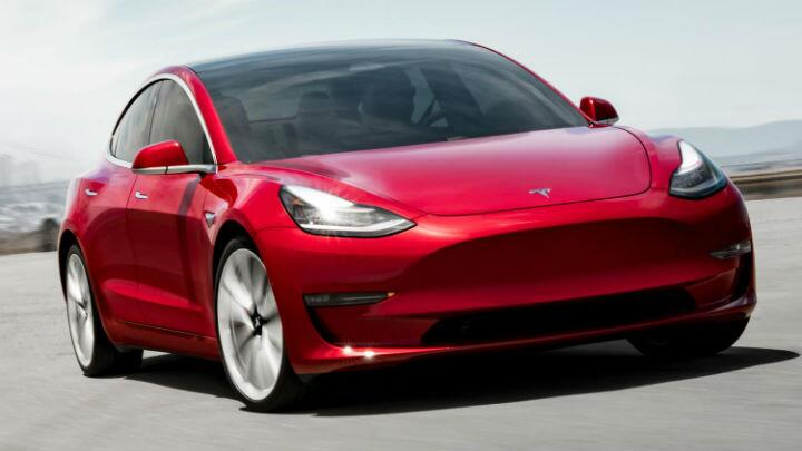 Gallery: Tesla Model 3 Performance