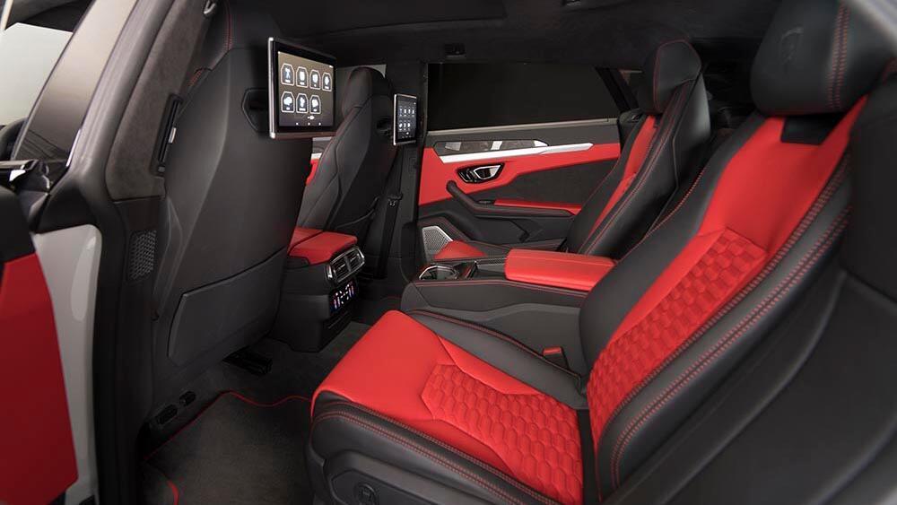 Gallery: Lamborghini Urus