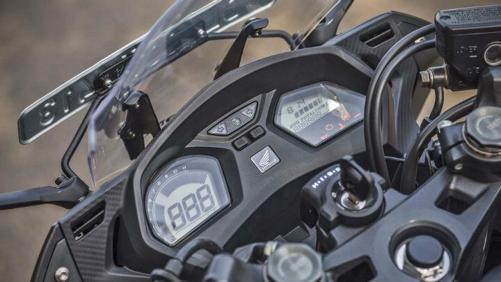 Gallery: 2018 Honda CBR 650F